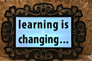 learning is changing by meno