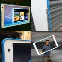 tablet frame by meno